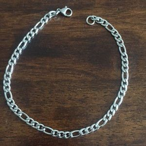 Stainless steal chain bracelet